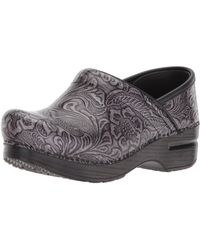 Dansko - Professional (honey Distressed) Women's Clog Shoes - Lyst