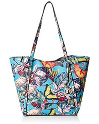 Guess - Heidi Palm Tote - Lyst