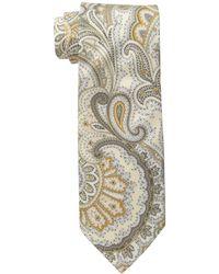 Tommy Bahama 100% Silk Tie - Multicolor