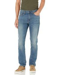 Amazon Essentials Standard Slim-fit Stretch Jean - Blue