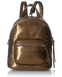 Liebeskind Berlin - Jessi Metallic Leather Mini Backpack - Lyst
