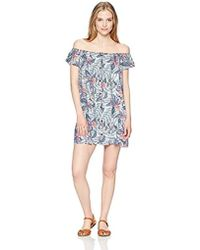 Rip Curl - Tropic Tribe Coverup - Lyst