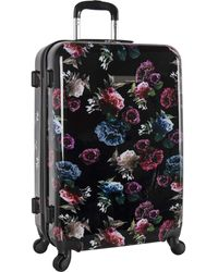 Vince Camuto Carry-on Hardside Spinner - Multicolor