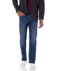 Amazon Essentials Straight-fit Stretch Bootcut Jean - Blue