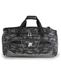 Fila - Speedlight Medium Duffel Gym Sports Bag Gym Bag - Lyst