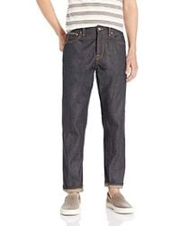 Nudie Jeans Steady Eddie Ii Dry Selvage - Multicolor