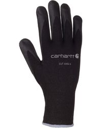 Carhartt Ansi Cut 4 Glove - Black