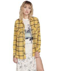 Volcom Getting Rad Plaid Long Sleeve Flannel Shirt - Multicolor