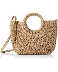 Billabong Straw Bag - Natural