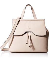 Nanette Lepore Arabelle Convertible Backpack - Black