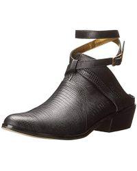 Cynthia Vincent Footwear Acces Raleigh Mule - Black