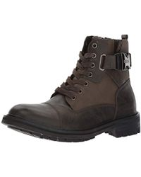 Guess - Rand Hiking Shoe - Lyst