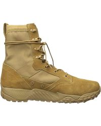 Under Armour Jungle Rat Military And Tactical Boot, (220)/coyote Brown, 11