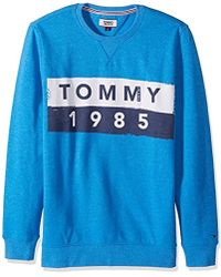 Tommy Hilfiger - Sweatshirt Crewneck Pullover - Lyst