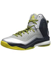 differently 9dbf0 2c125 adidas - Performance D Rose 5 Boost Basketball Shoe - Lyst