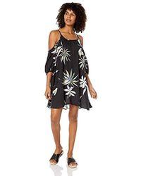 Roxy - Baliana Cover-up Swimsuit Dress - Lyst