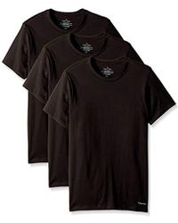 Calvin Klein - Cotton Classics Crew Neck T-shirt - Lyst