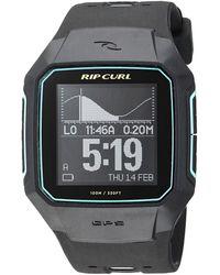 Rip Curl Searchgps Series 2 Analog-quartz Watch With Plastic Strap - Multicolor