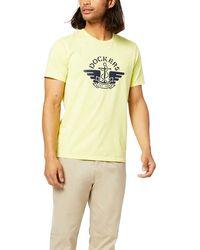 Dockers Logo T-shirt - Yellow