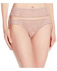 fb5258e1b9305 Lyst - Calvin Klein Underwear Ck Id Fashion Hipster in White