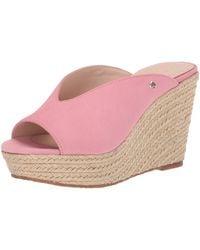 Kate Spade Women's Thea Wedge Platform Sandals - Pink