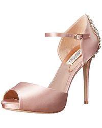Badgley Mischka - Dawn Dress Sandal - Lyst