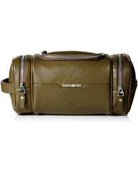 Samsonite Dusk U-zip Kit - Green
