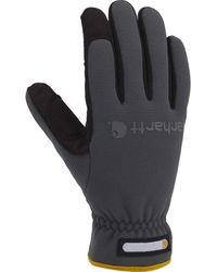 Carhartt Quick Flex Glove - Gray
