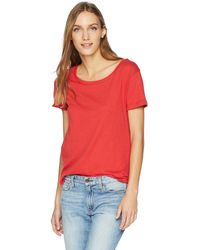 Alternative Apparel The Backstage Tee - Red