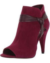 Vince Camuto Annavay Fashion Boot - Purple