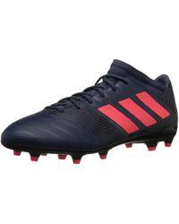 adidas Nemeziz 17.3 Fg W Soccer Shoe - Blue