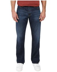 AG Jeans The Protege Straight-leg Jean - Blue