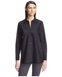 SOCIETY NEW YORK - Tunic Shirt - Lyst