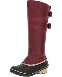 Sorel - Slimpack Riding Tall Ii Snow Boot - Lyst
