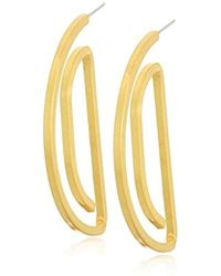 Dear Drew by Drew Barrymore - Grand Central Drop Earrings - Lyst