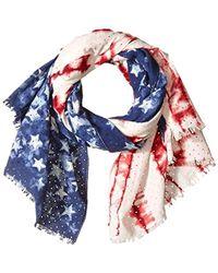 Lucky Brand - Americana Scarf - Lyst