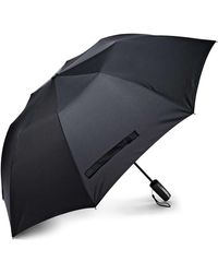 Samsonite Auto Open Travel Umbrella - Black
