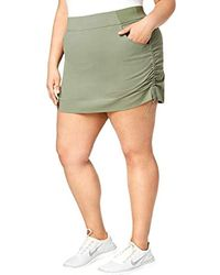 Columbia Plus Size Anytime Casual Short - Blue