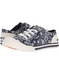 Rocket Dog - Jazzin So Cali Cotton Sneaker - Lyst