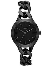 DKNY - Ny2219 Chambers Black Watch - Lyst