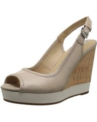 Geox Wedge sandals for Women - Up to 71