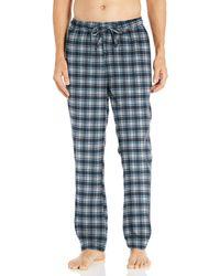 Goodthreads Flannel Pajama - Blue