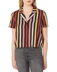 Volcom Gen Wow Boxy Short Sleeve Shirt - Multicolor