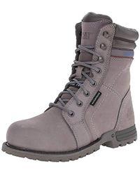 Caterpillar - Echo Waterproof Steel Toe Work Boot - Lyst