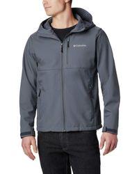 Columbia - Ascender Hooded Softshell Jacket - Lyst