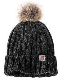 Carhartt - Millville Pom Hat, - Lyst