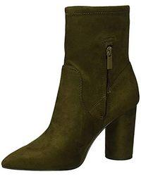 BCBGeneration Ally Fashion Boot, Black, - Green