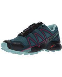 7893058d64e7 Lyst - Yves Salomon Speedcross 4 W Trail Runner in Blue
