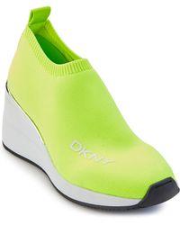 DKNY Parks Sneaker - Green