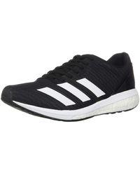 adidas Adizero Boston 8 Running Shoe - Black